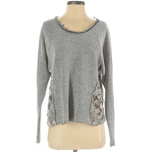 Urban Outfitters Staring at Stars lace sweater